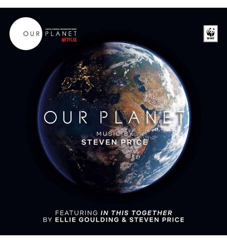 STEVEN PRICE-OUR PLANET-2LP