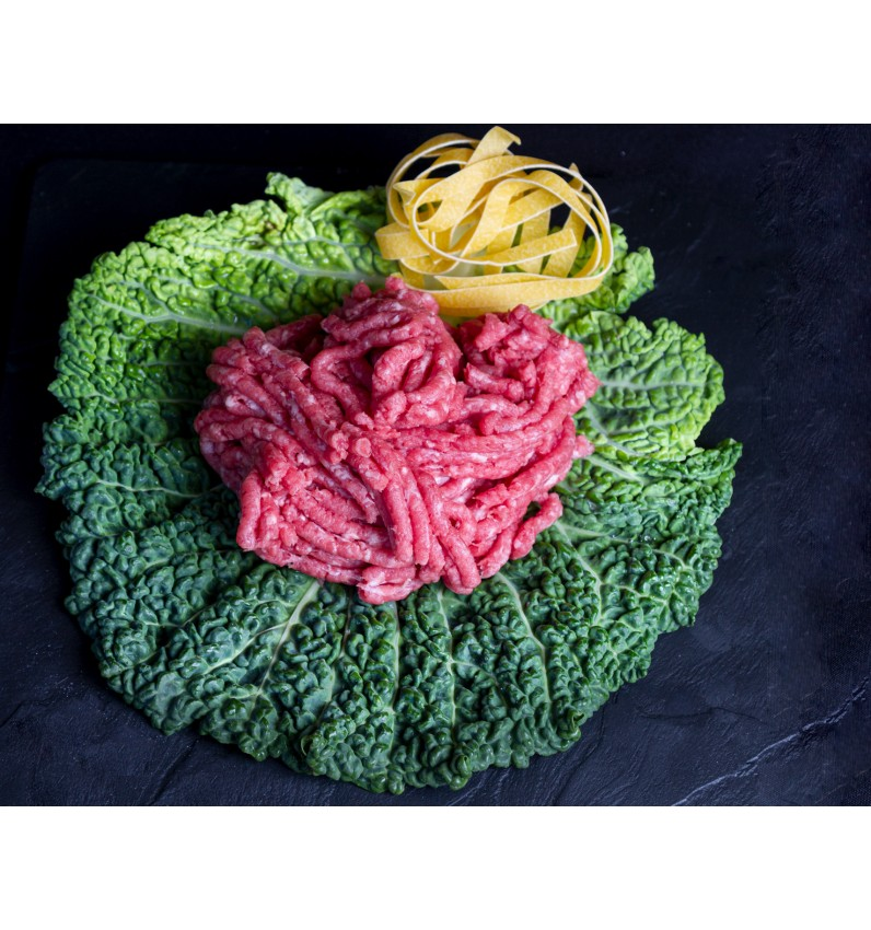 Safata 400 gr. Carn Picada