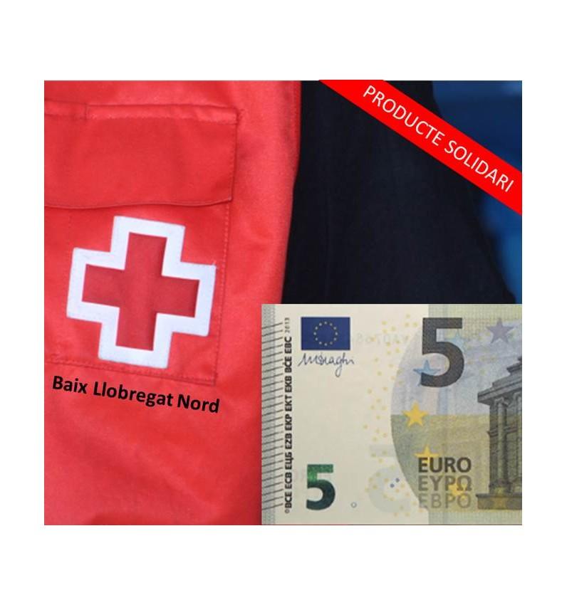 Donatiu (5 euros) Creu Roja