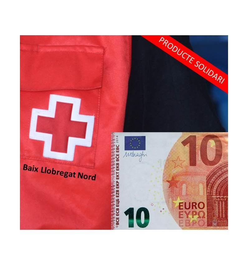 Donatiu (10 euros) Creu Roja